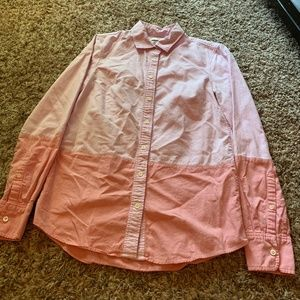 J. Crew Women's Boy shirt Button-up